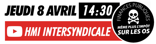 2021 04 06 hmi intersyndicale nationale youtube le 8 avril à 14h30