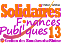Site national de Solidaires Finances Publiques